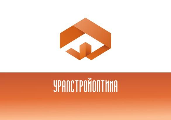 УралСтройОптима <h6> Разработка  логотипа, фирменного стиля, рекламной и деловой продукции.</h6>